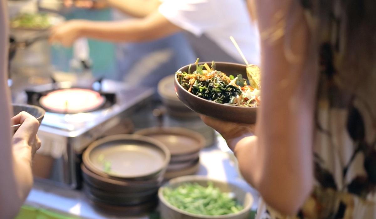 la gastronomie caractéristique lors d'un séjour ayurvédique authentique